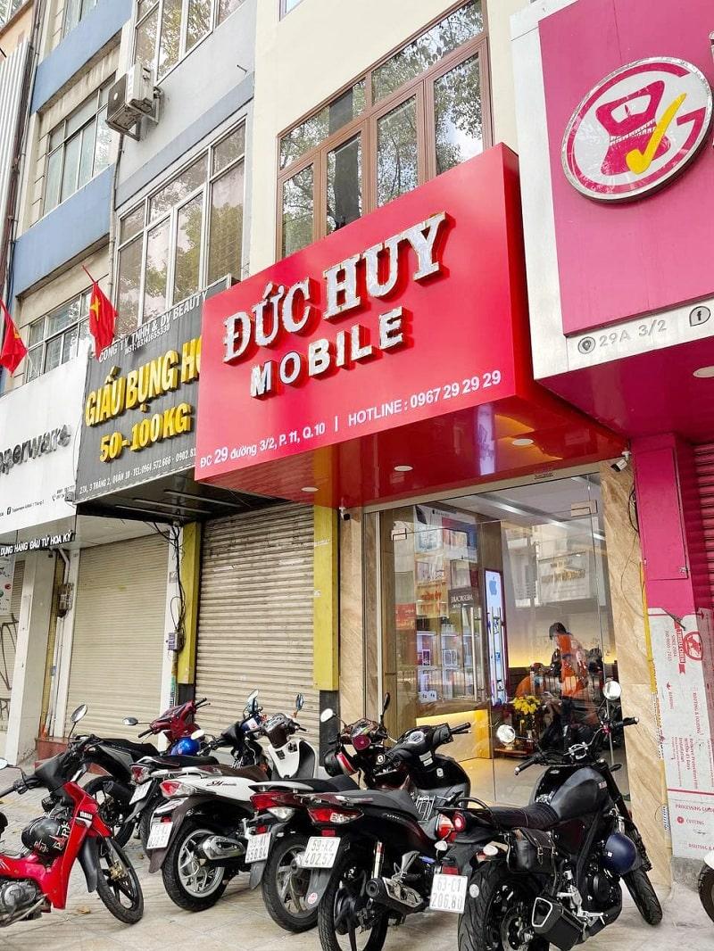 cửa hàng Đức Huy
