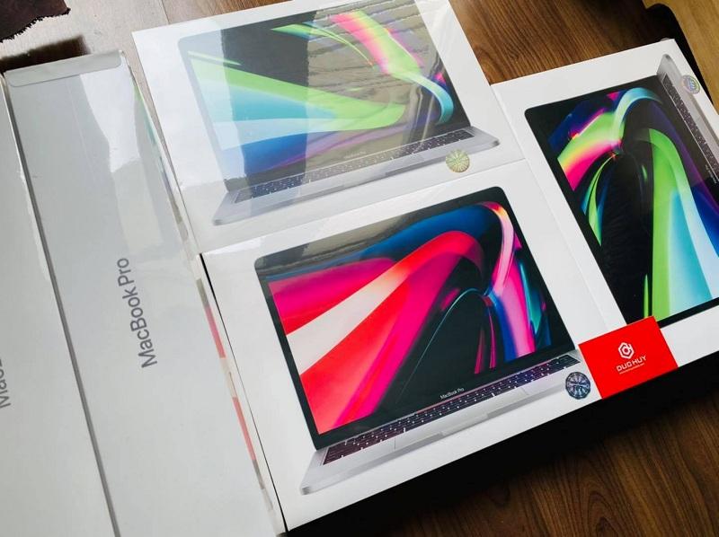 số lượng MacBook Pro M1 13 inch 2020