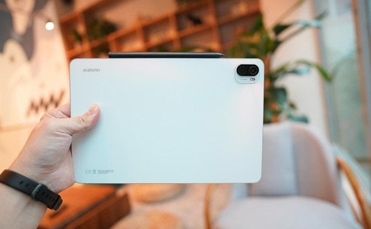 Trên tay Xiaomi Pad 5