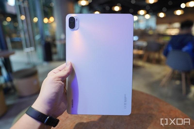 Mặt lưng Xiaomi Pad 5