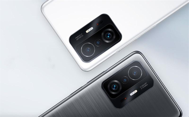 Camera Xiaomi 11T Pro 5G