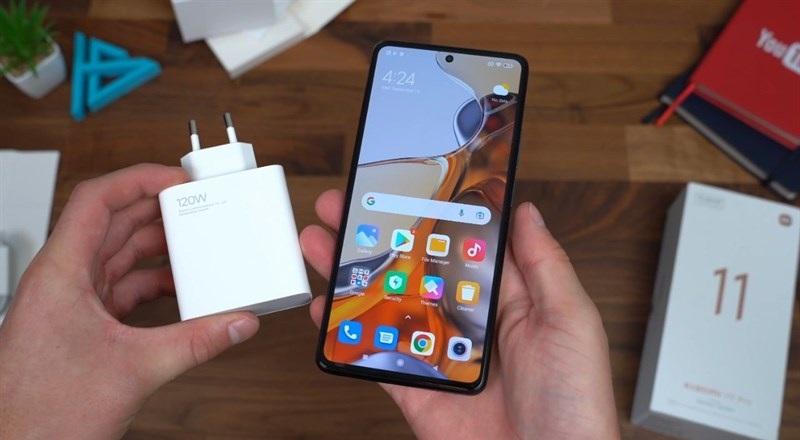 Màn hình Xiaomi 11T Pro 5G