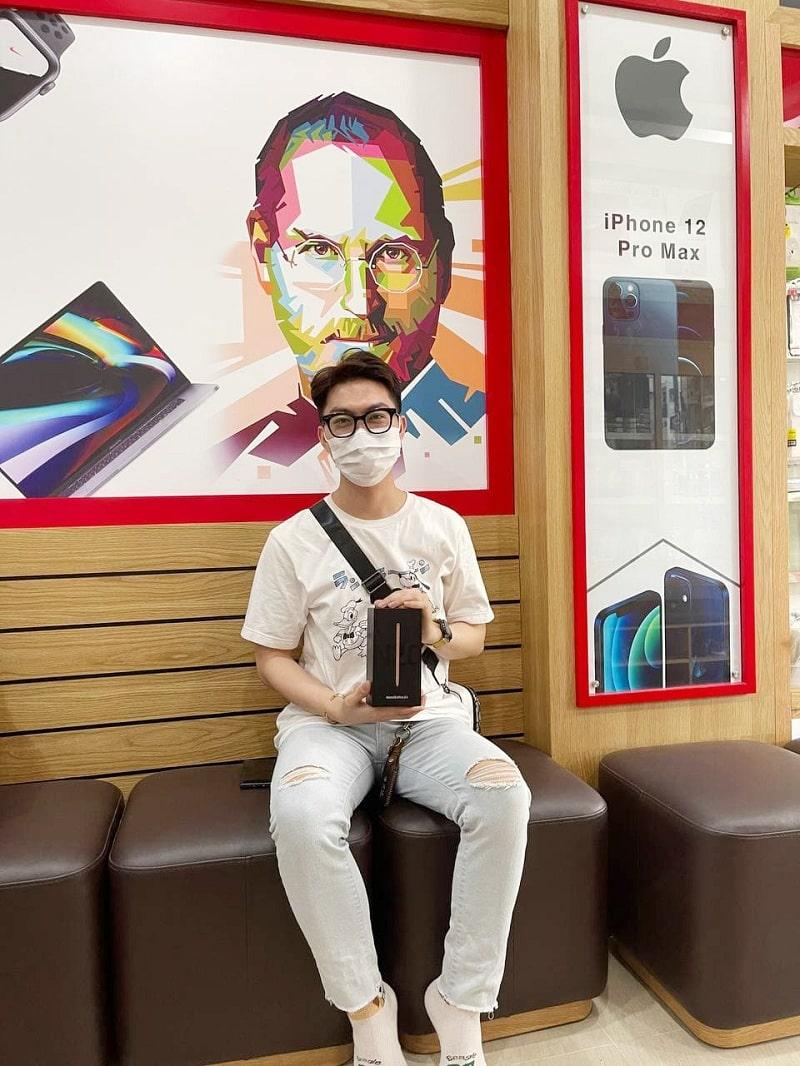 khách mua Note 20 Ultra 5G