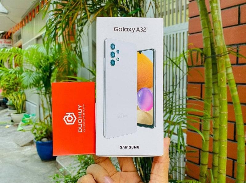 Mua trả góp Samsung Galaxy A32