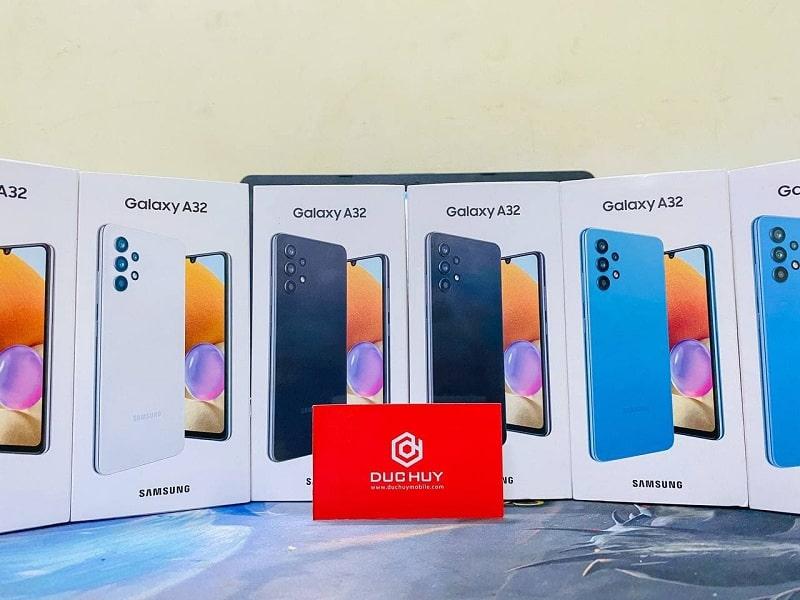 số lượng Samsung Galaxy A32