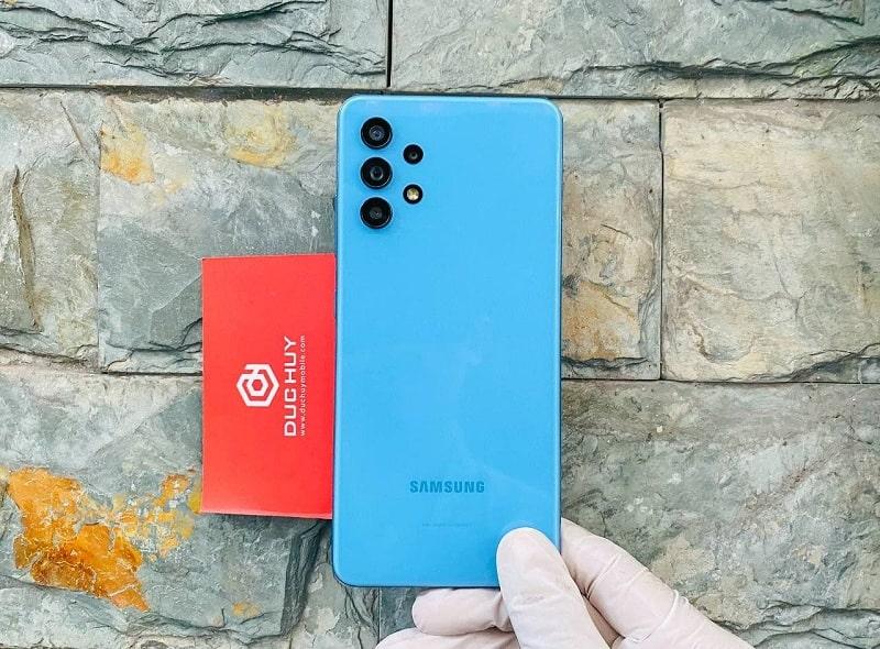 thiết kế Samsung Galaxy A32