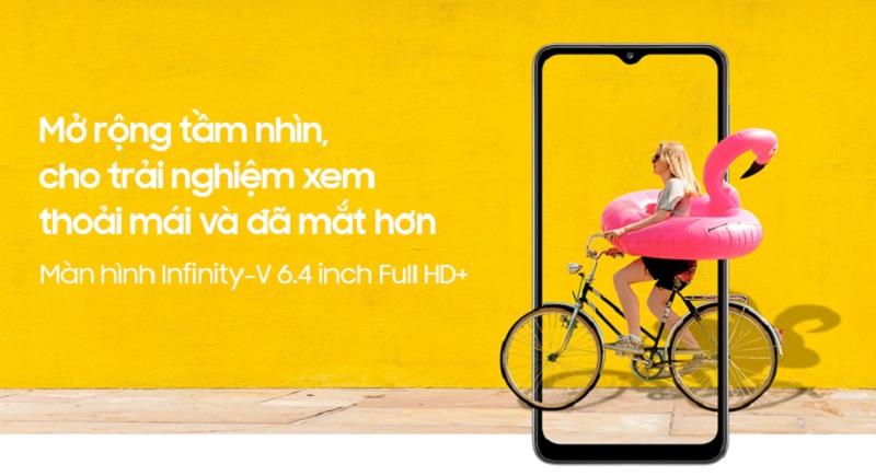 hiển thị Samsung Galaxy A32