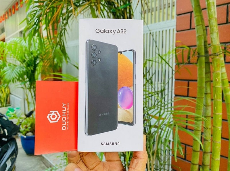 Samsung Galaxy A32 giá bao nhiêu