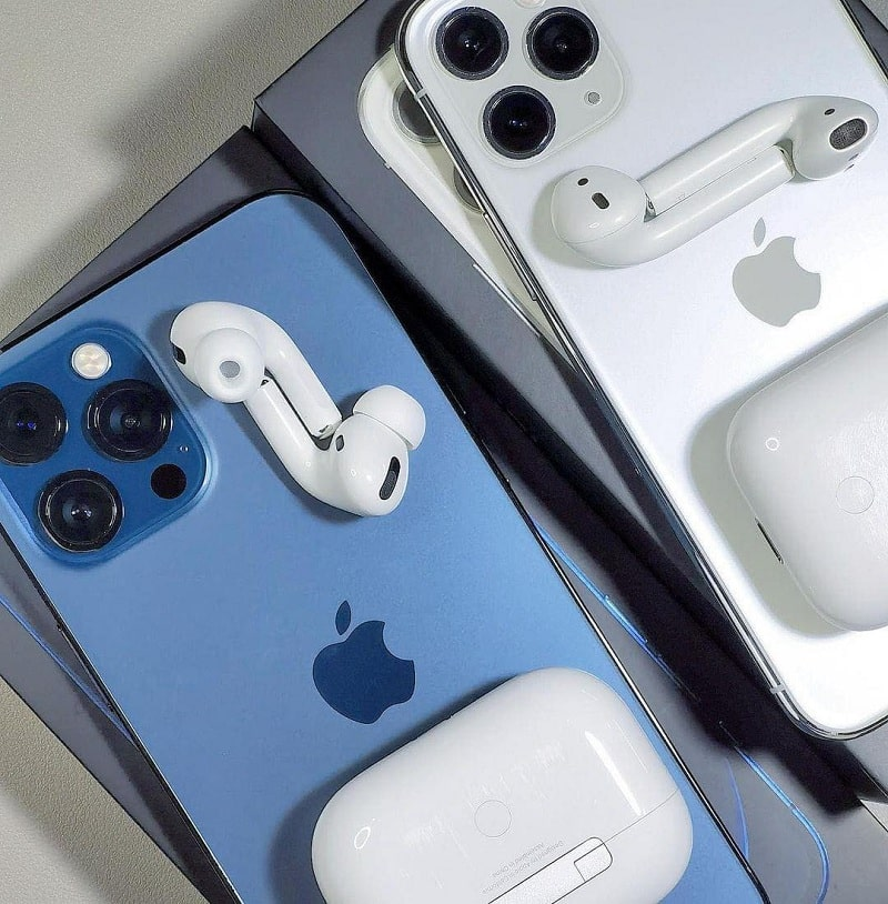 Apple AirPods 2 và AirPods Pro