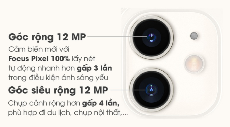 camera iPhone 11