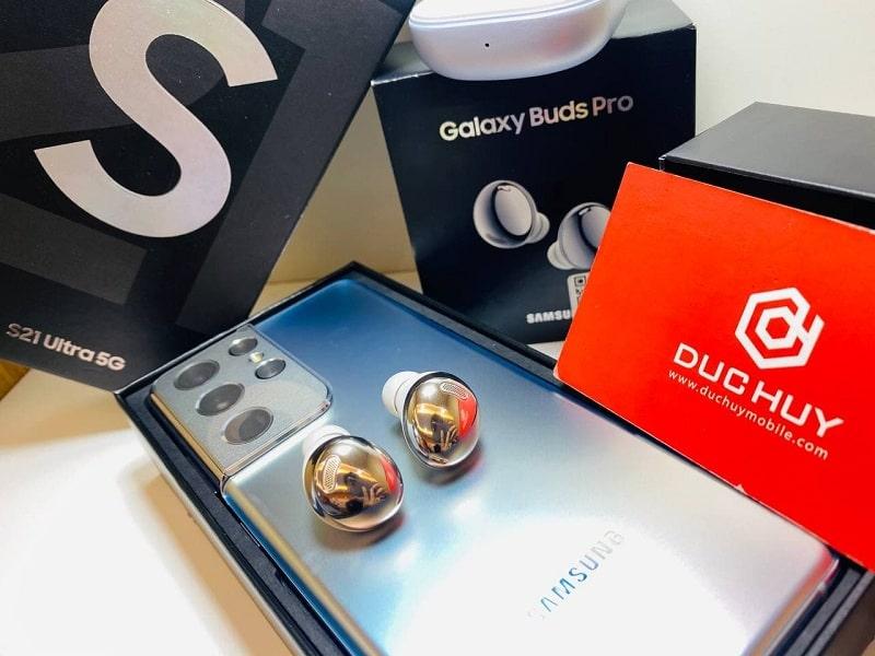 thiết kế Galaxy S21 Ultra 5G 256GB