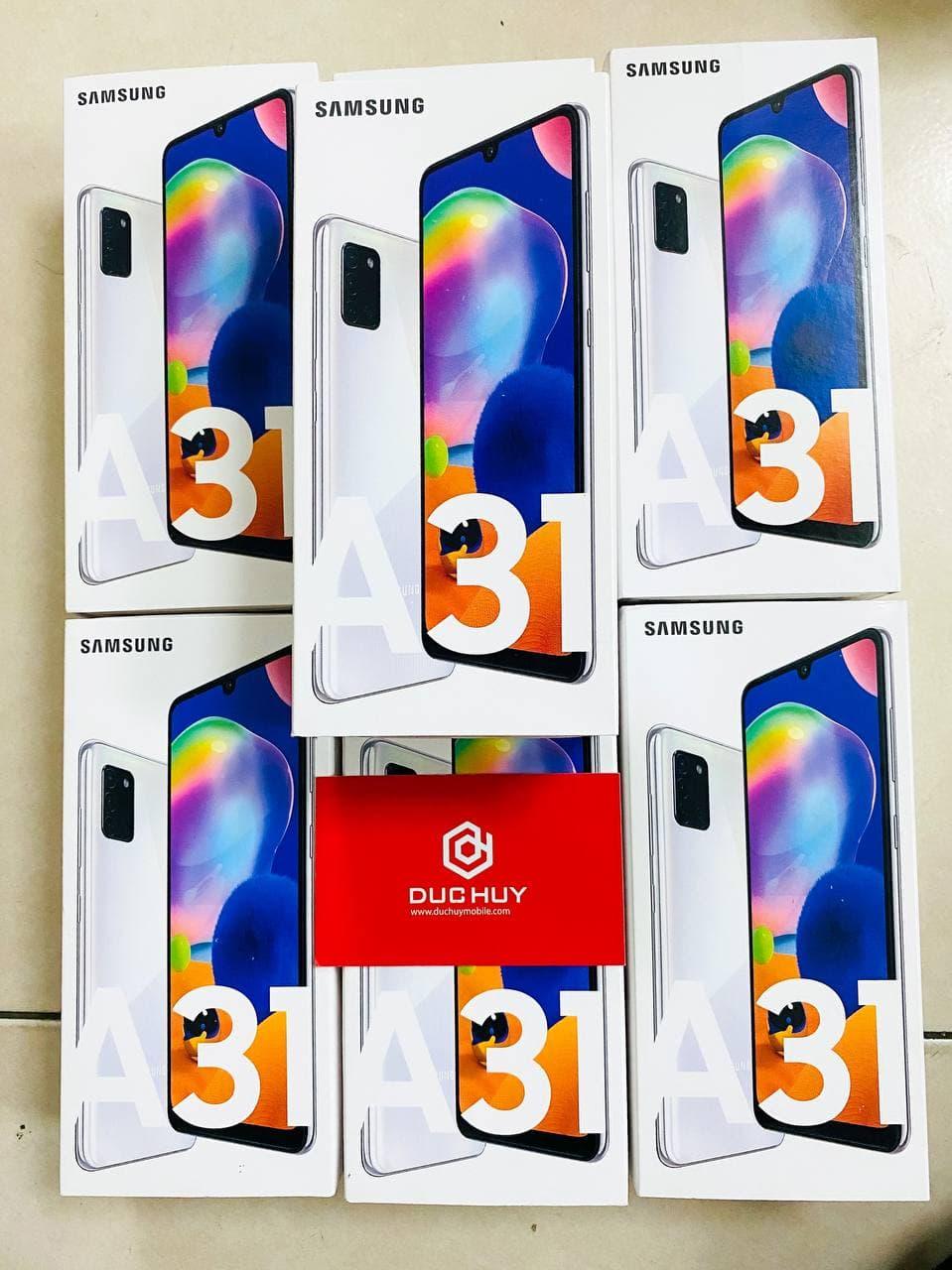 số lượng Galaxy A31