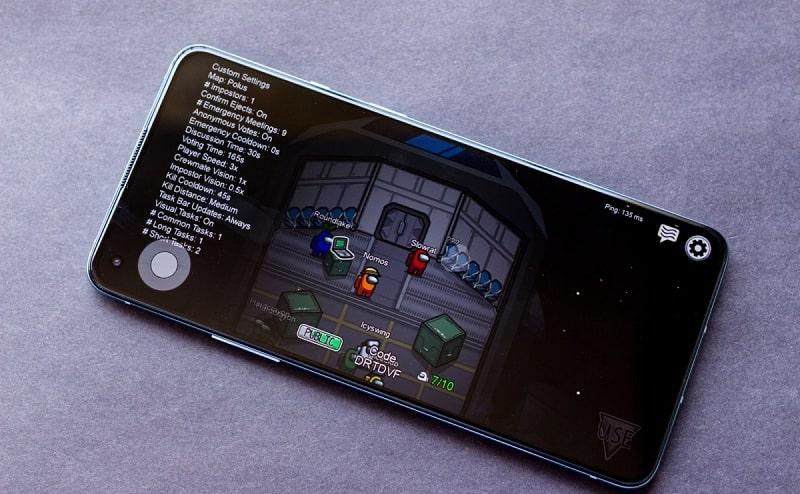 cấu hình OnePlus 9R