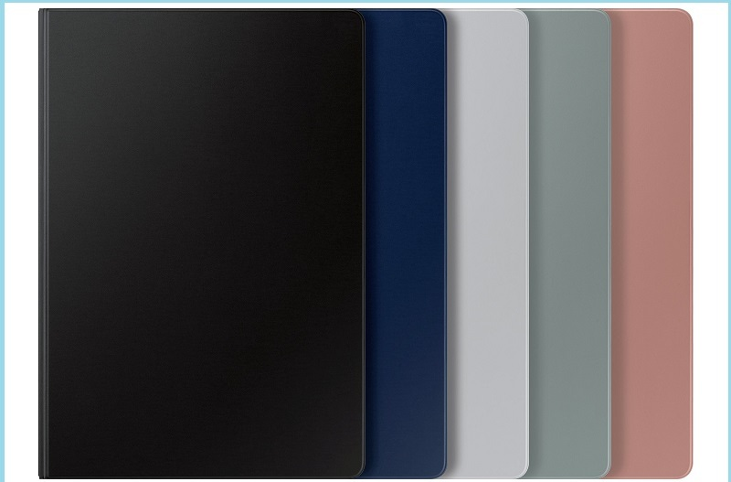 màu sắc Galaxy Tab S7 Lite