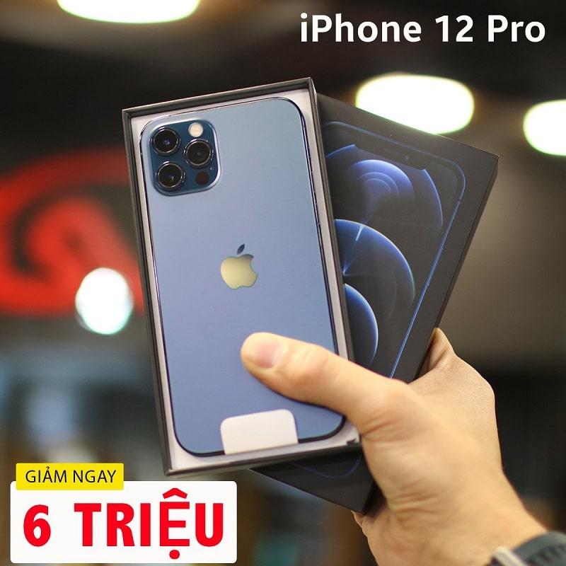 giá iPhone 12 Pro giảm sốc