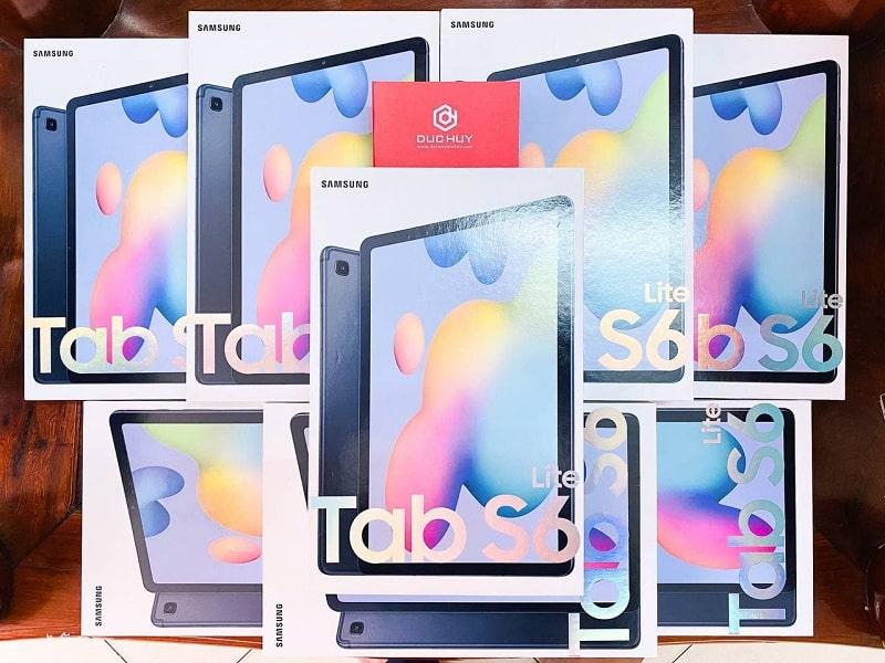 số lượng Galaxy Tab S6 Lite