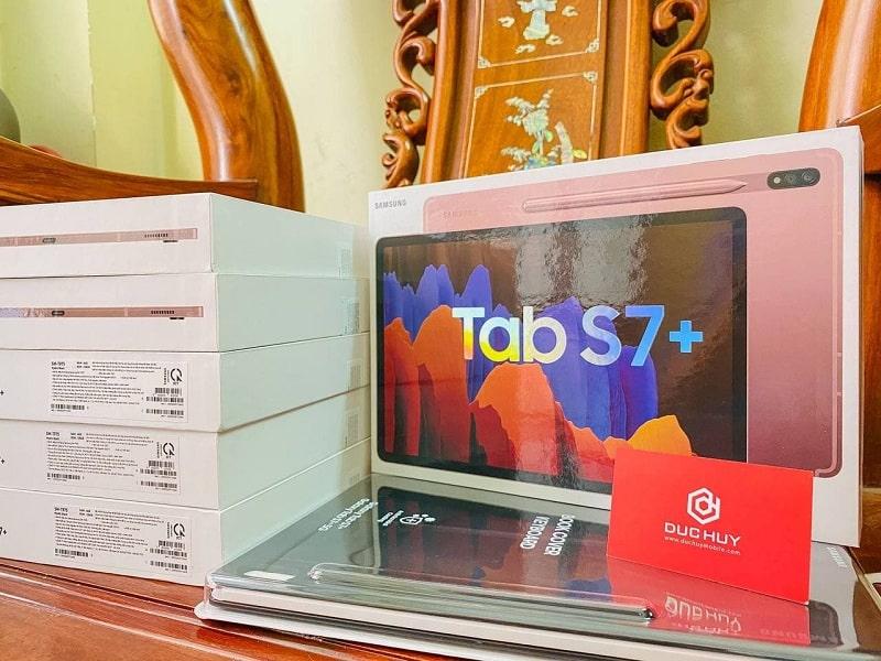 số lượng Samsung Galaxy Tab S7 Plus