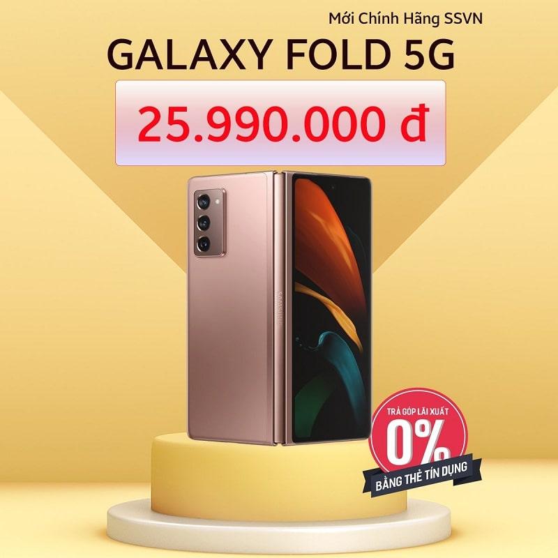 giá Galaxy Z Fold