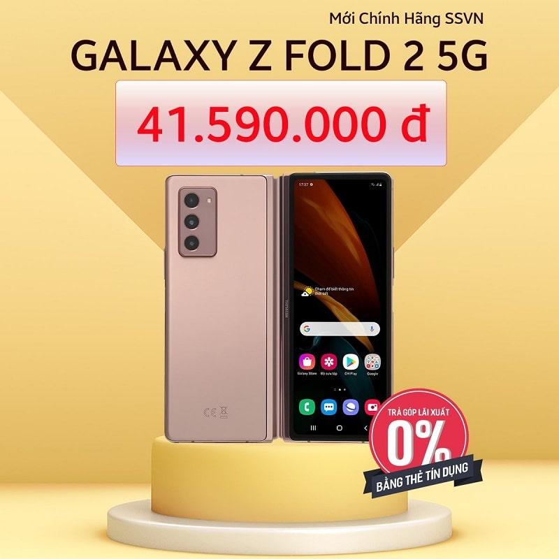 giá Galaxy Z Fold 2 5G