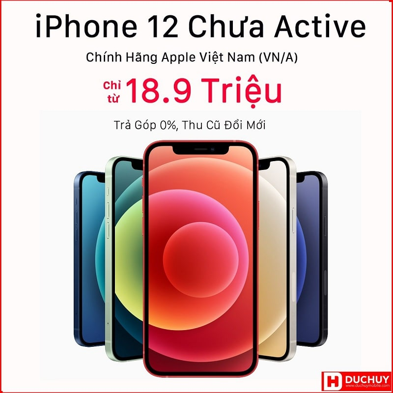 giá iPhone 12