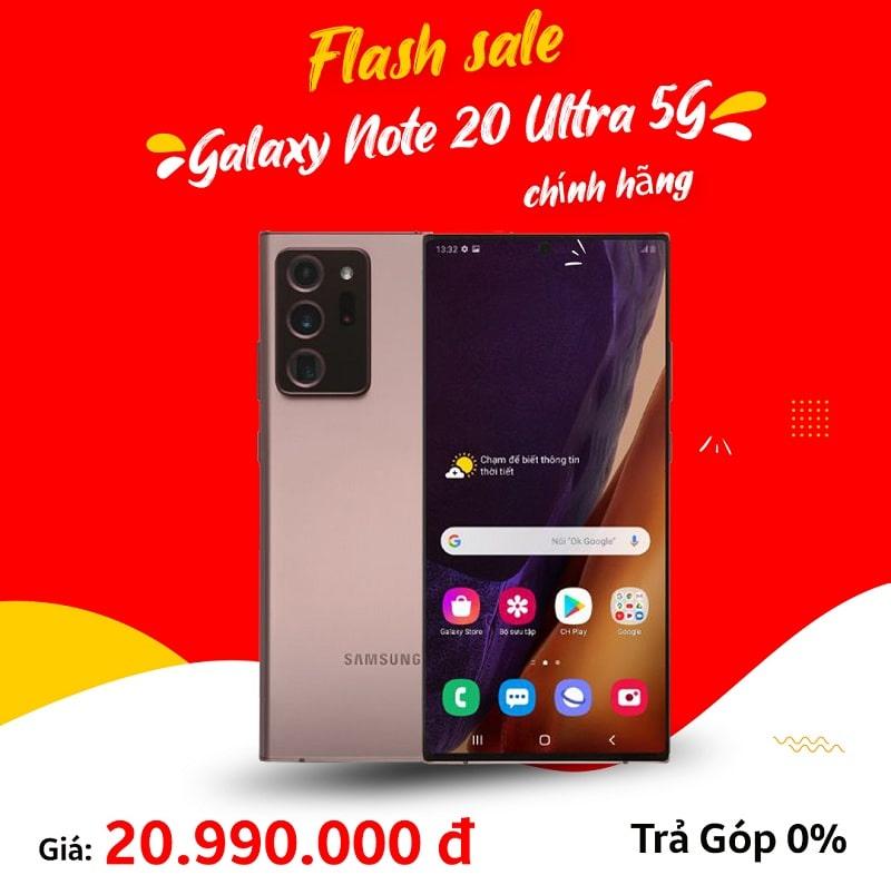 giá Galaxy Note 20 Ultra 5G
