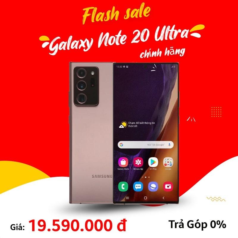 giá Galaxy Note 20 Ultra