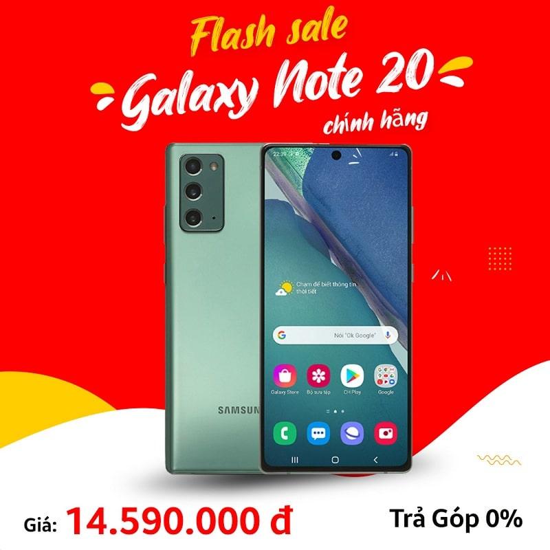 giá Galaxy Note 20