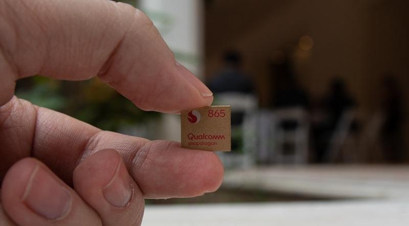 chip Snapdragon 865