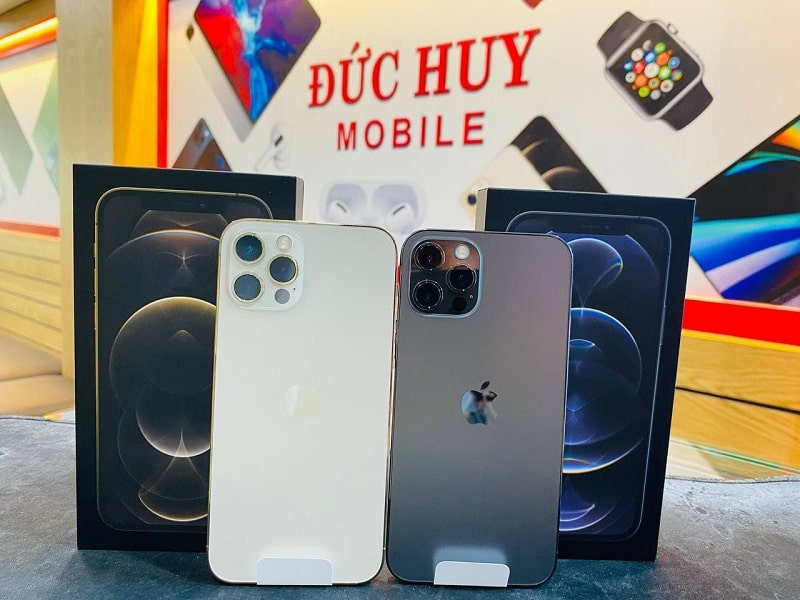 thiết kế iPhone 12 Pro