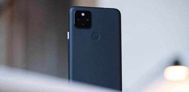 Camera Google Pixel 4a 5G