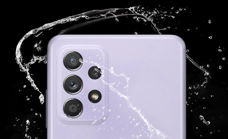 Camera Samsung Galaxy A52