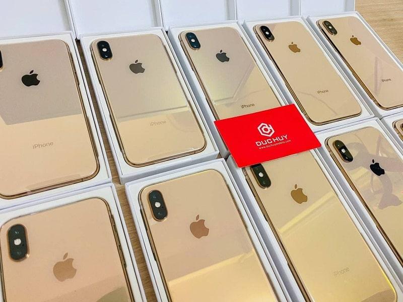 camera iPhone XS 256GB Chưa Active