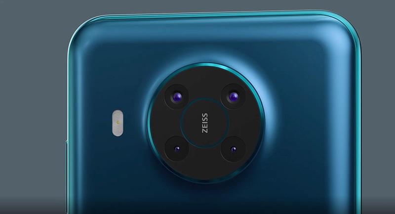 Camera Nokia X20