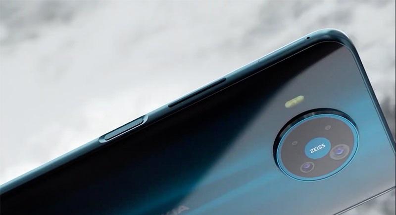 Mặt sau Nokia X20