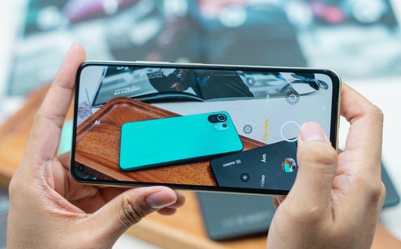 Camera Xiaomi Mi 11 Lite 5G