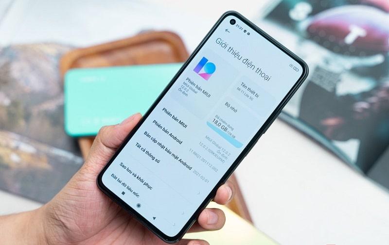 Điện thoại Xiaomi Mi 11 Lite 5G