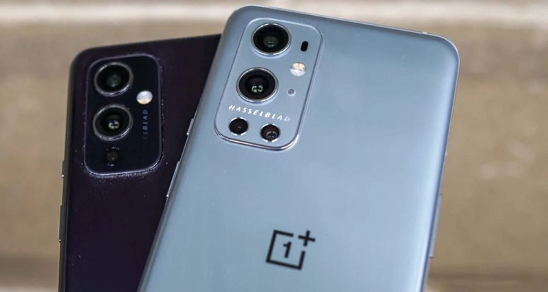 Camera OnePlus 9 vs OnePlus 9 Pro vs OnePlus 9R