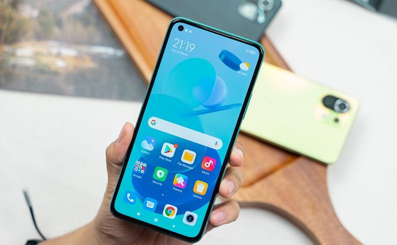 Màn hình Xiaomi Mi 11 Lite 5G