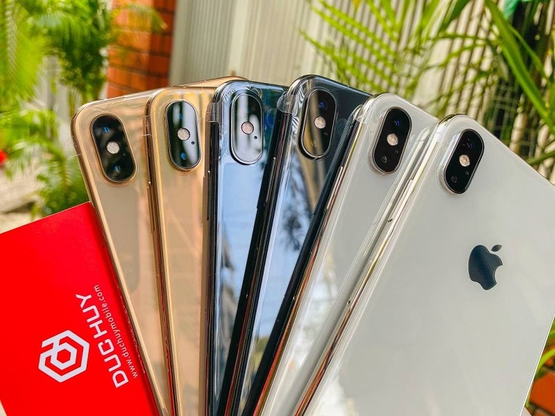 Mua iPhone XS 64GB (Chưa Active)