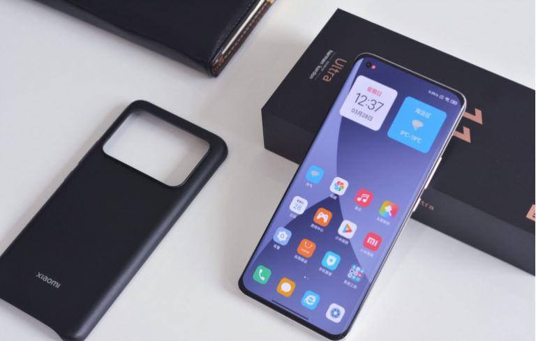 Màn hình Xiaomi Mi 11 Ultra