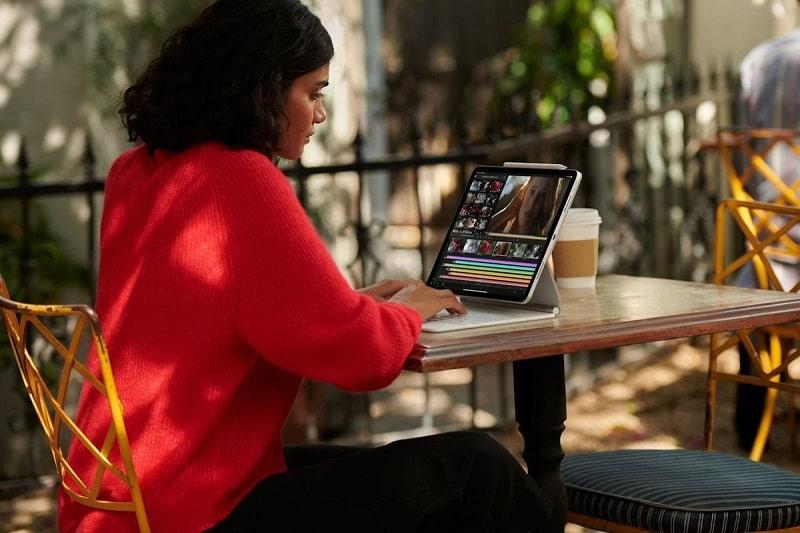 So sánh âm thanh iPad Pro 12.9 2021 vs MacBook Air M1
