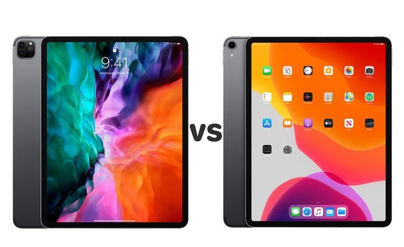 iPad Pro 2021 vs iPad Pro 2018