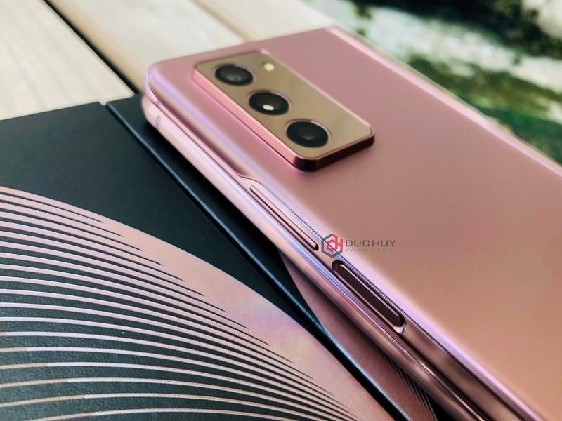 Mặt lưngSamsung Galaxy Note 20 Z Fold 2 5G
