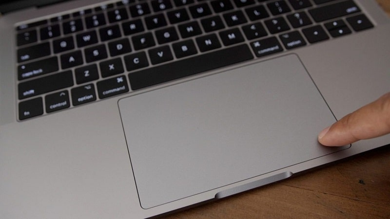 Touchpad Macbook