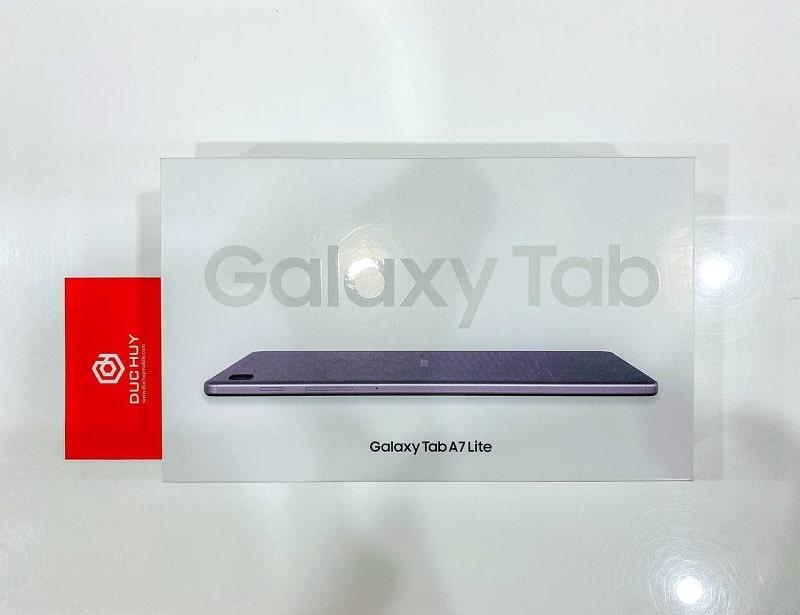 Fullbox Galaxy Tab A7