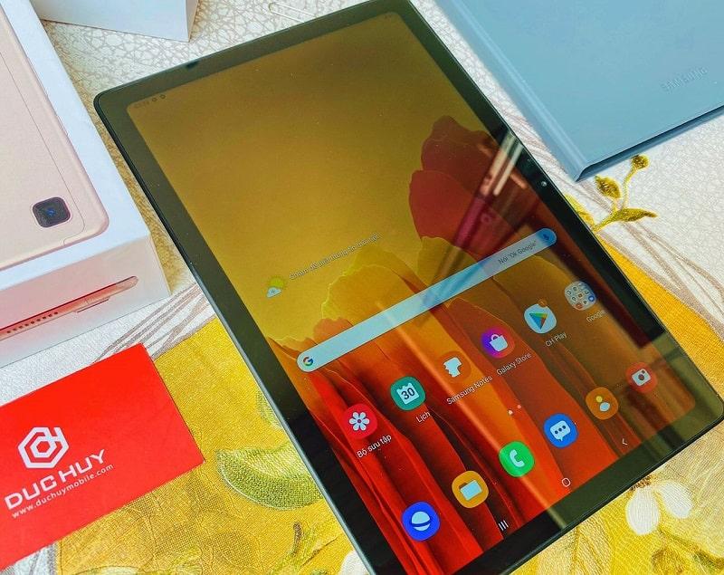 màn hình Galaxy Tab A7 Lite
