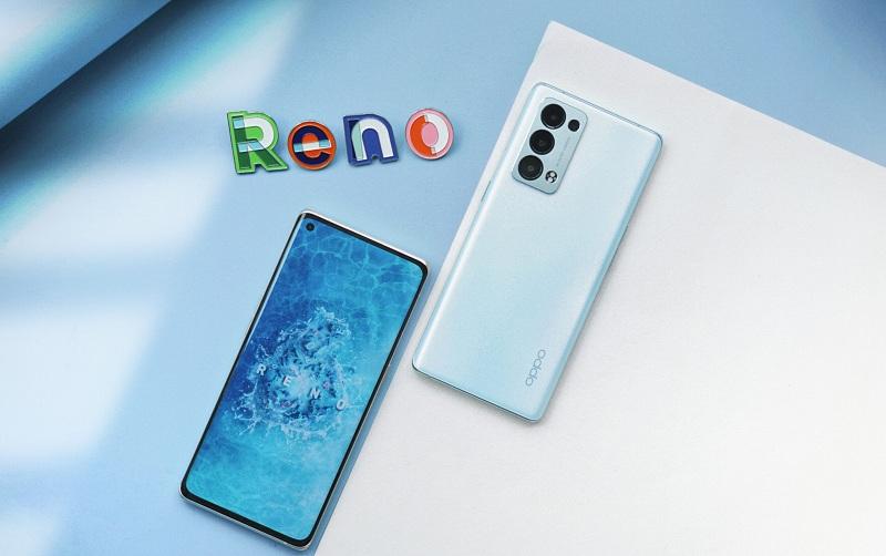 So sánh thiết kế OPPO Reno6 vs Reno6 Pro vs Reno6 Pro+
