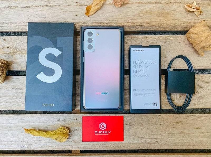 Galaxy S21+ 5G fullbox