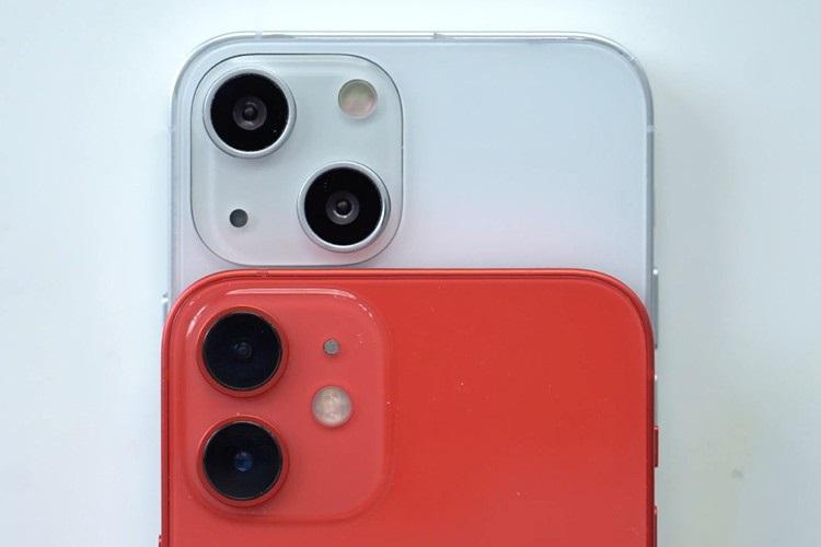 Camera So sánh iPhone 13 vs iPhone 12