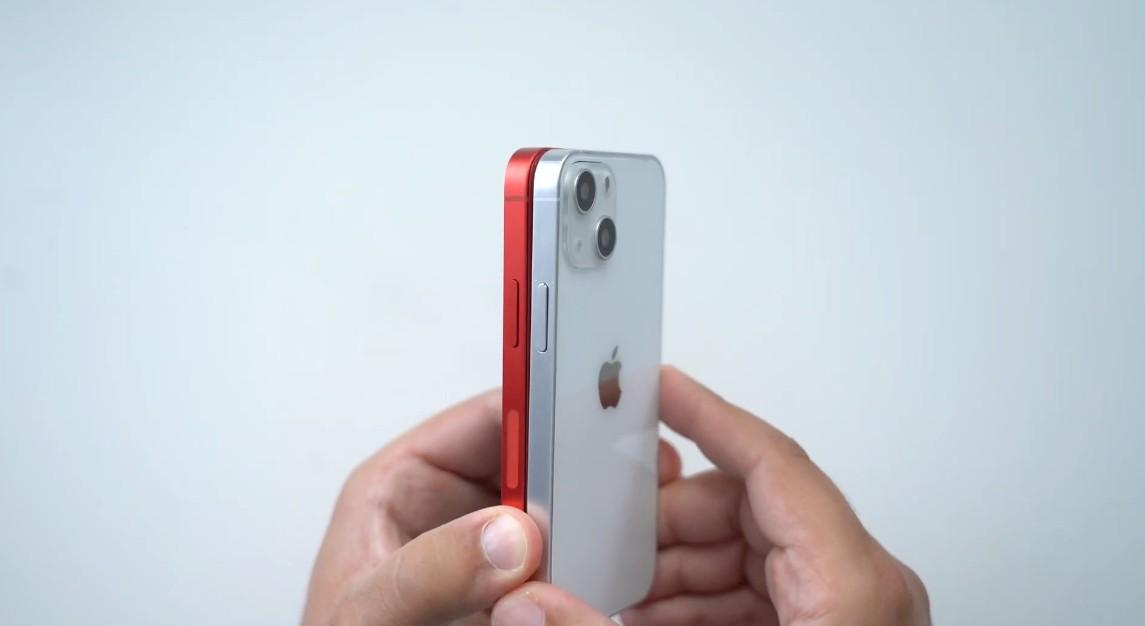 Pin So sánh iPhone 13 vs iPhone 12